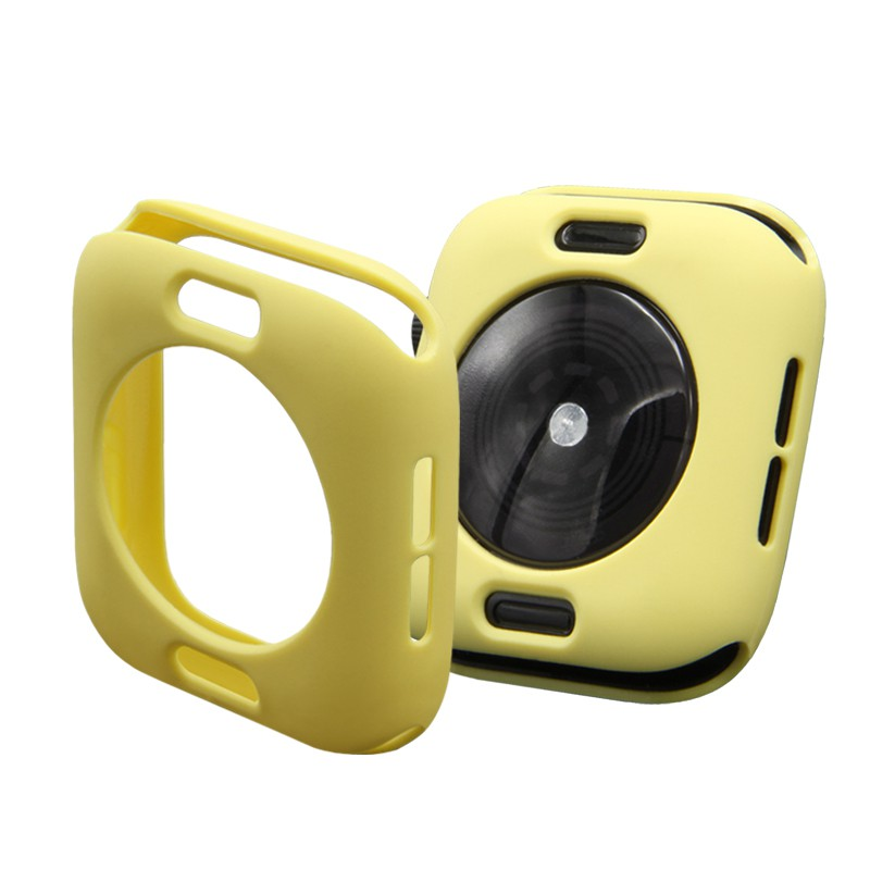 Soft Silicone Case for Apple Watch 52