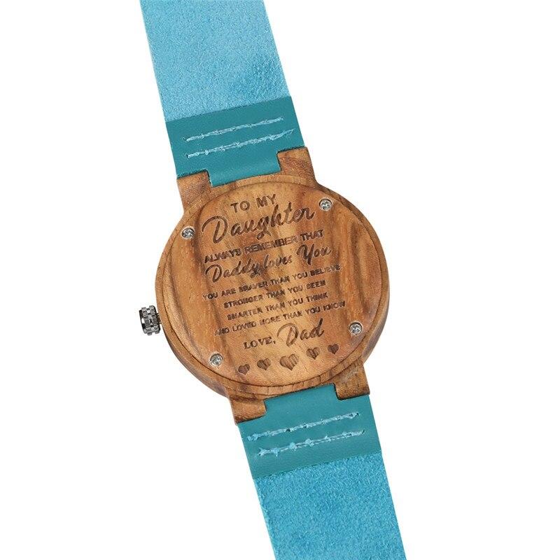 pulseira de couro dos homens criativo quartzo