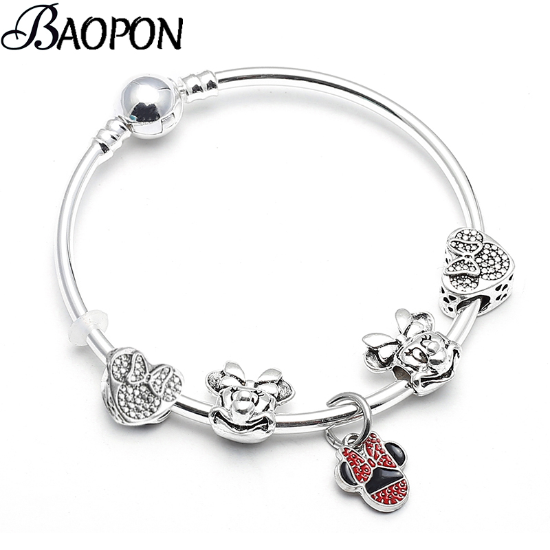 d46ef15c10410 best top 10 minnie charm sterling list and get free shipping - 02eb2djn