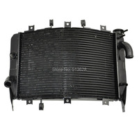 Motorcycle Radiator for Kawasaki Ninja ZX 6R ZX6RR ZX600 ZX636 2003 2004 K3 K4 Aftermarket Replacement Aluminum Water Cooling