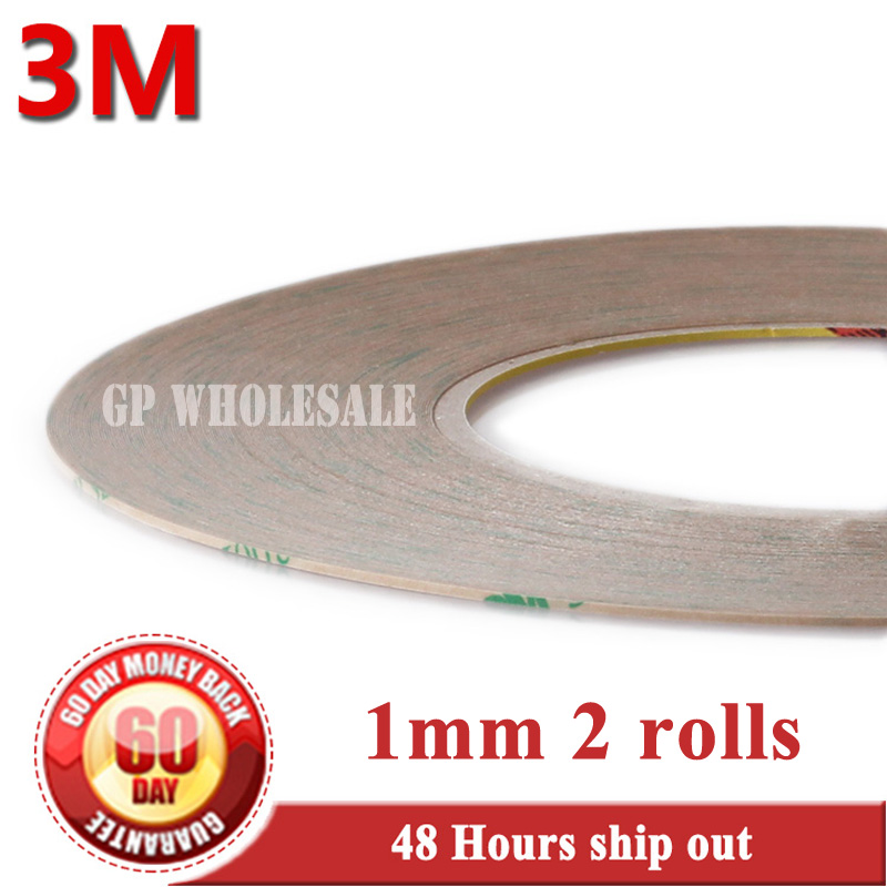 1mm*55m HK POST / Singapore Post Free Shipping original 3M 300LSE 9495LE High-strength adhesive force double-sided adhesive china post chinese chronological stamps 2008 7 earthquake relief unity is strength the complete one free shipping