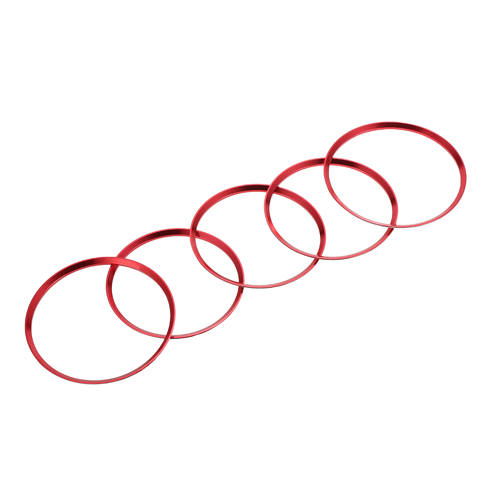 5pcs Air Vent Outlet Ring Cover Trim For Mercedes Benz Cla C117 Clk 250 Fuse Box Cla180 Cla200 Cla250 X156 Gla Gla200 Gla220 In Interior Mouldings From Automobiles