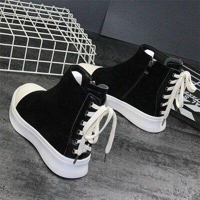 slip Chaud Mères Mou Noir Chaussures blanc Le 2018 Hiver Plus Non Femmes Étanche Velours De Fond Neige Bottes AOzPwOxq