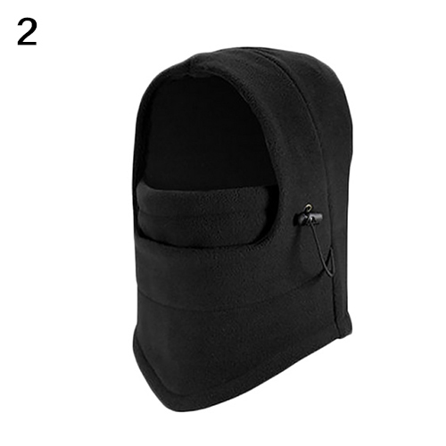 Unisex Outdoor Women Men Cap Warm Winter Ski Full Face Hat Windbreak Hooded Mask Windproof Balaclavas Hat Cap protective outdoor war game military skull half face shield mask black