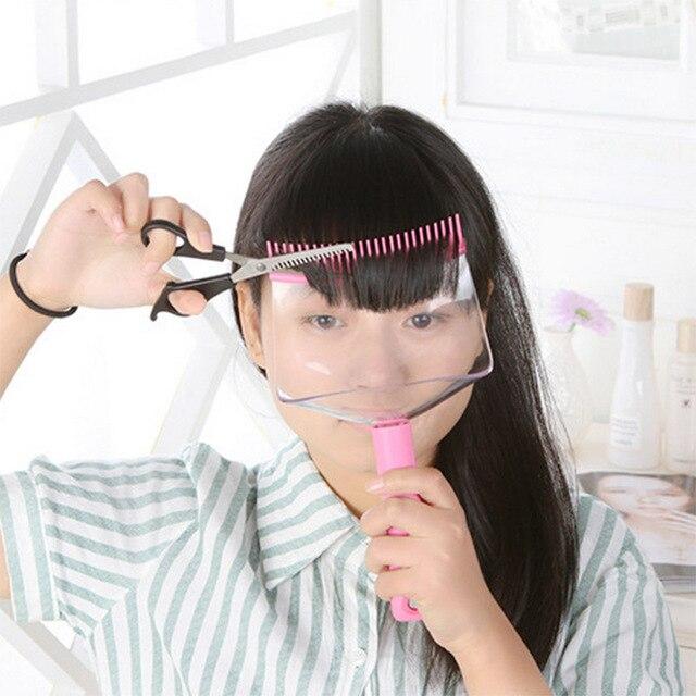 Hair Cutting Bangs Styling Hair Premium Comb Clipper Kids Girl