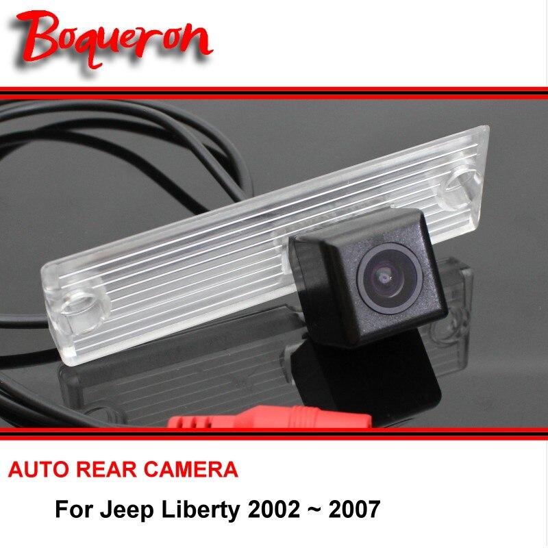 For font b Jeep b font font b Liberty b font 2002 2007 Rear view Camera