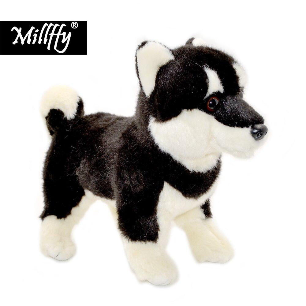 Realistic Pug Stuffed Animal, Droppingshipping 11 8 Realistic Lifelike Standing Puppy Shiba Inu Dog Soft Toy Pug Plush Stuffed Animal Plush Toy Bulldog Doll Stuffed Plush Animals Aliexpress