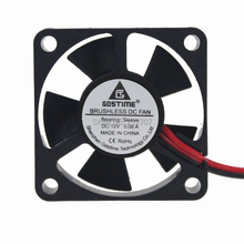 2 Pieces/lot 35*35x10mm 3510S 12V Pin XH2.54 CPU PC Cooling Fan 35mm
