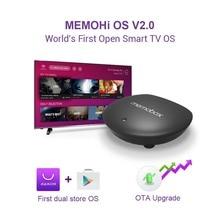 MEMOBOX 2E Android 6.0 Smart TV Box