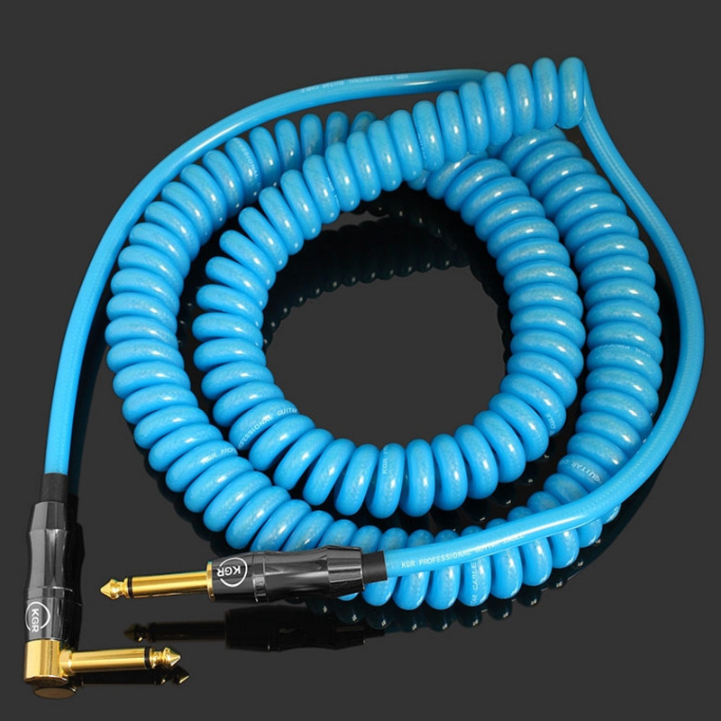 guitar speaker wire cable tension spring effect bass guitar noise telephone lines in guitar. Black Bedroom Furniture Sets. Home Design Ideas