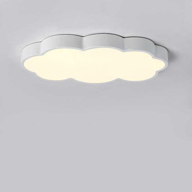 Budget Moderne Wolke Kinder Schlafzimmer Led Lampe Wohnzimmer Decke ...