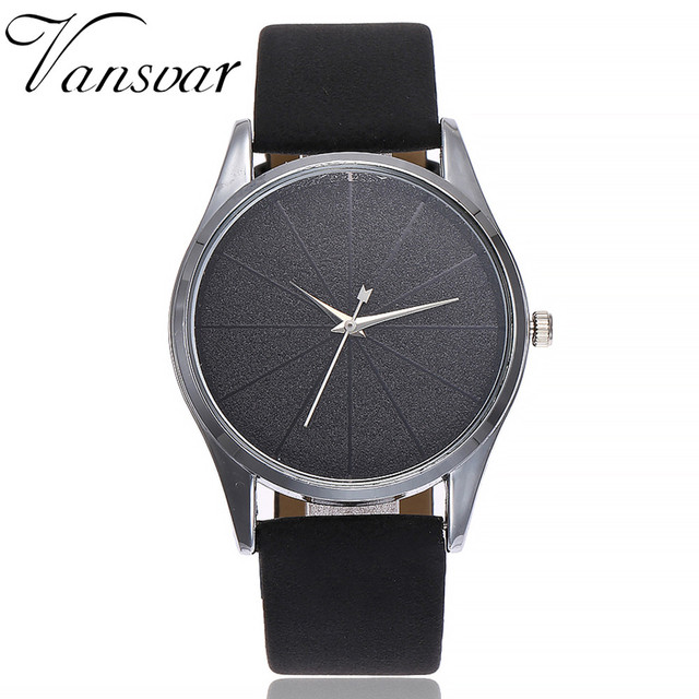 2018 bayan kol saati Women Watches Bracelet Watch Ladies vansvar Women's Casual