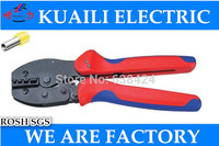 1PCS FSE-625WFL 9'' Ratchet Crimping Plier European Style Crimping Plier 6/10/16/25mm2 10-4AWG For Ferrules Free shipping