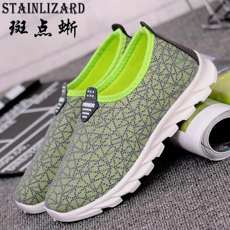 Women shoes 2017 summer new air mesh flats Shoe slip-on breathable comfortable Casual Shoes women Flat shoes DT922  nis women air mesh shoes pink black red blue white flat casual shoe breathable hollow out flats ladies soft light zapatillas