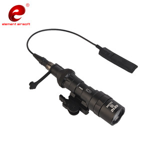 Image 5 - Element Airsoft Tactical Flashlight Surefir M600C   Hunting Lamp Rifle Scouting Gun Weapon Light EX442