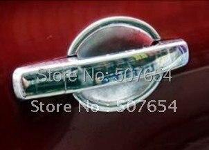 Supérieur star ABS chrome 8 pièces couvercle De poignée de Porte + 4 pièces Bol de Poignée De Porte pour NISSAN QASHQAI 2008-2012