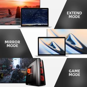 Image 4 - HDMI Cable  HDMI 2.0a 2.0b, AMPCOM Pro Gaming 4K HDMI to HDMI 2.0 Cable Support 3D Ethernet HDR 4:4:4 for HDTV  PS4 PS3