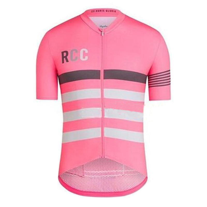 Bicycle Clothing Cycling-Jersey MTB RCC Racing Ropa-Maillot Ciclismo Summer Men Wear