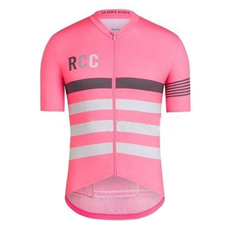 2019 Pro RCC Cycling Jersey Summer Racing Bicycle Clothing Ropa Maillot Ciclismo Mens MTB Bike Clothes Cycling Clothing Wear