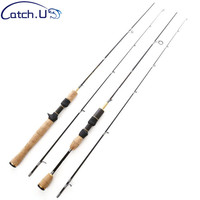 UL Spinning Rod 1 8m 0 8 5g Lure Weight Ultralight Spinning Rods 2 5LB Line