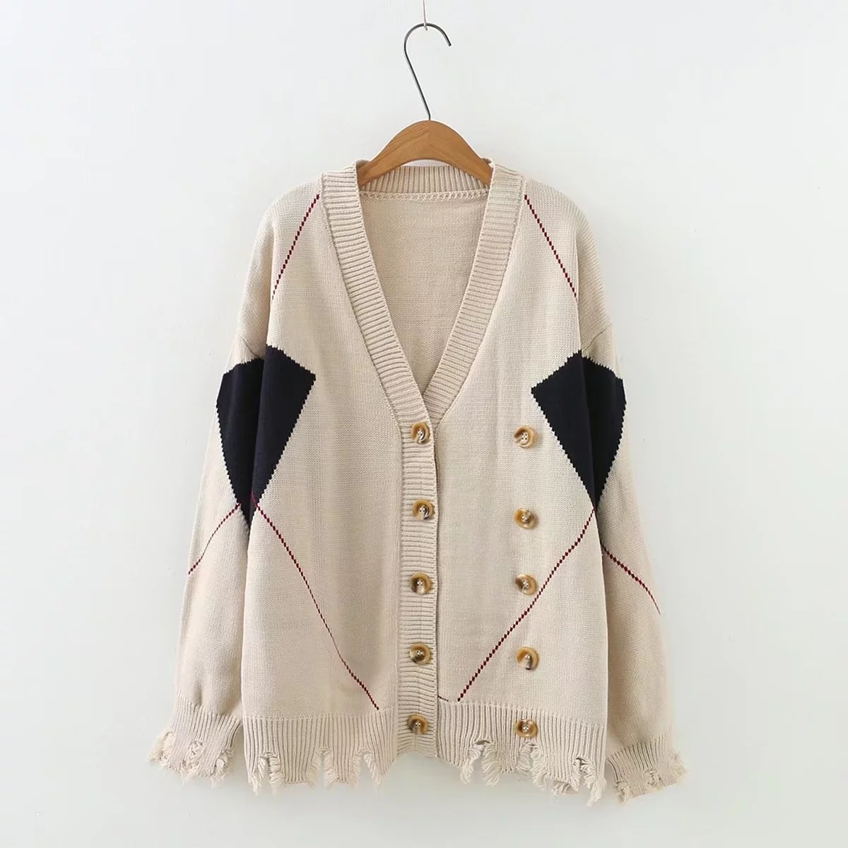 Buy cardigan gold button and get free shipping on AliExpress.com