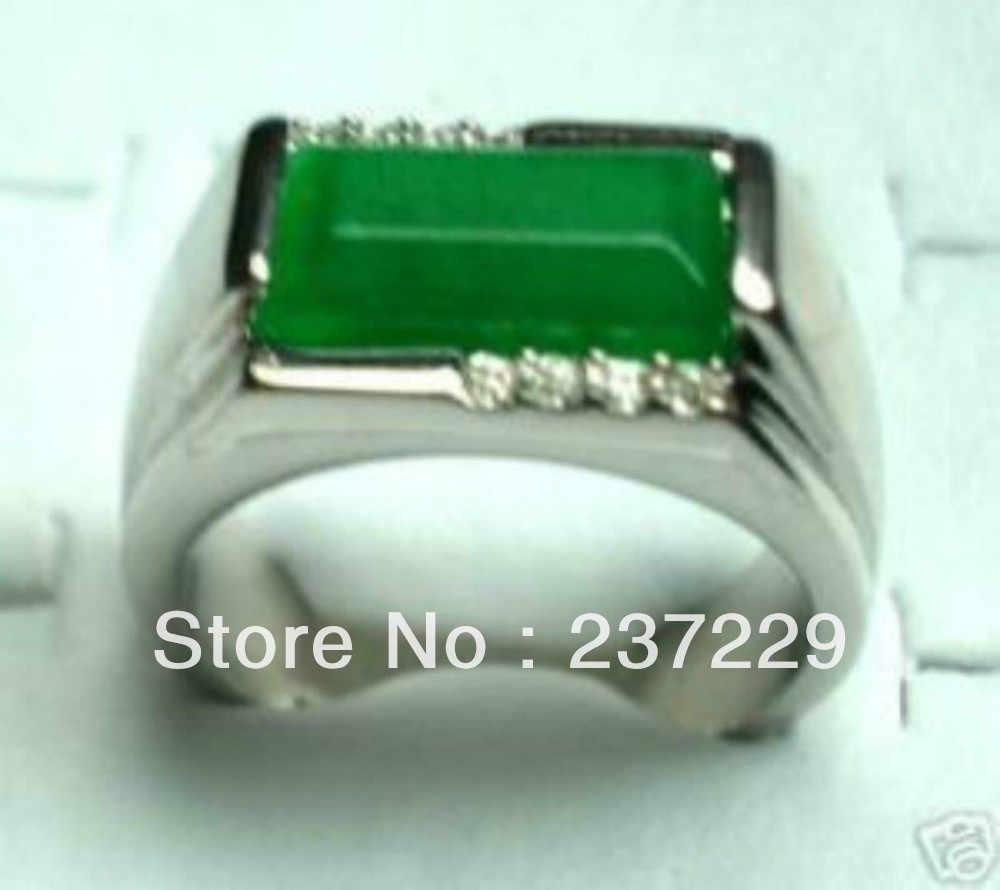 ร้อนขาย->@@ขายส่งราคาS ^^^^สวยสีเขียวหยกชายขนาด8-10-12-top qualityจัดส่งฟรี