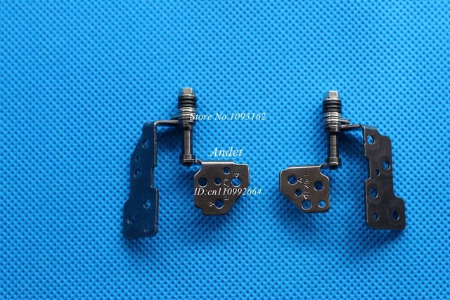 New Original for Lenovo IdeaPad U430 U430P LCD Hinge R & L Set Non-Touch