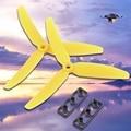 5030 cuchillas Direct Drive Hélice Atrezzo CW/CCW para RC Multicopters amarillo