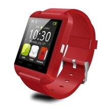 โรงงานโดยตรงขายU8บลูทูธสมาร์ทข้อมือดิจิตอลอาชีวนาฬิกาโทรศัพท์MateสำหรับA NdroidและIOS Iphoneซัมซุงแอลจีโซนี่มาร์ทโฟน