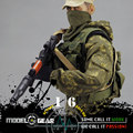 1/6 Scale Action Figure KGB-HOBBY KGB 002 RUSSIAN MVD Special Force Outfit Set