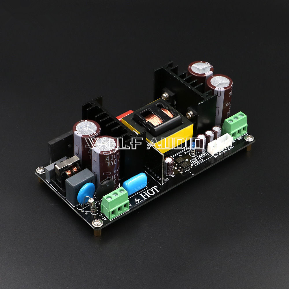600W LLC Resonant Soft Switching Power Supply Board + -40 / + -50 V / + -55 V / + -60 V Regulated Output Power Of Amplifier 1000w 90v llc soft switching power supply high quality hifi amplifier psu board diy