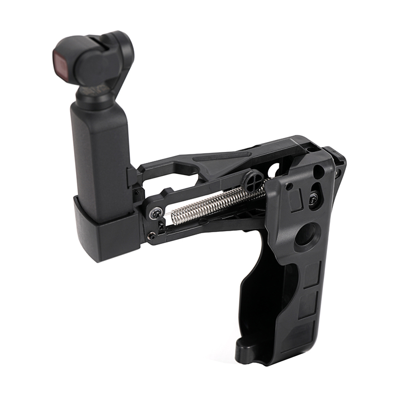 4th Axis Stabilizer For Dji Osmo Pocket Gimbal Holder Stabilizer With Backpack Clip Strap Osmo Pocket Mount Base Holder