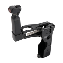 4th Axis Stabilizer for Dji Osmo Pocket Gimbal Holder Stabilizer with Backpack Clip Strap Osmo Pocket Mount Base Holder extension stand mount holder 4th axis gimbal stabilizer for dji ronin s dji osmo plus osmo mobile pro