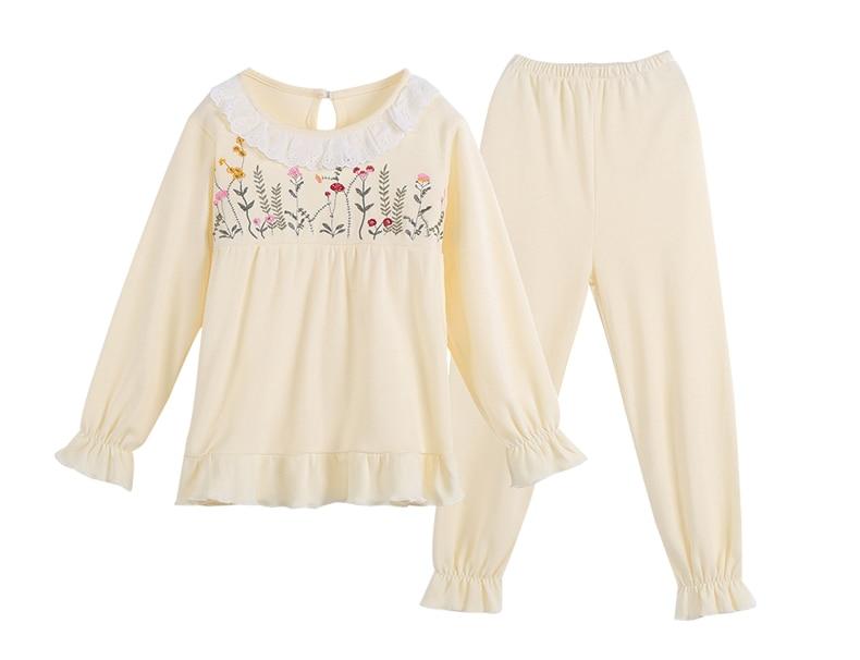 Girl Pajama Cotton 16