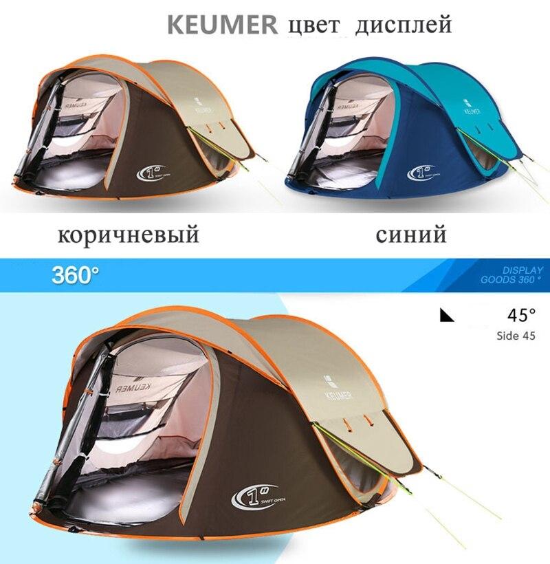 pop up impermeável acampamento caminhadas à prova