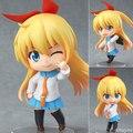Симпатичные Nendoroid Nisekoi Kirisaki Chitoge #421 ПВХ Эктон Рис Модель Коллекция Игрушек Куклы 4