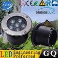 Cp 1 w led de luz subterrânea led downlights led enterrado luz led recesso ac85-265v da lâmpada ao ar livre