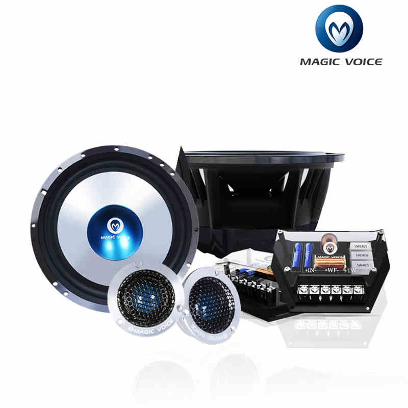 MC-B2 unique design high quality 2 frequency car audio compo