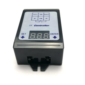 Image 4 - DC voltage detection and control relay 6 80V/48V60V battery charging and discharging timing /30A on off switch
