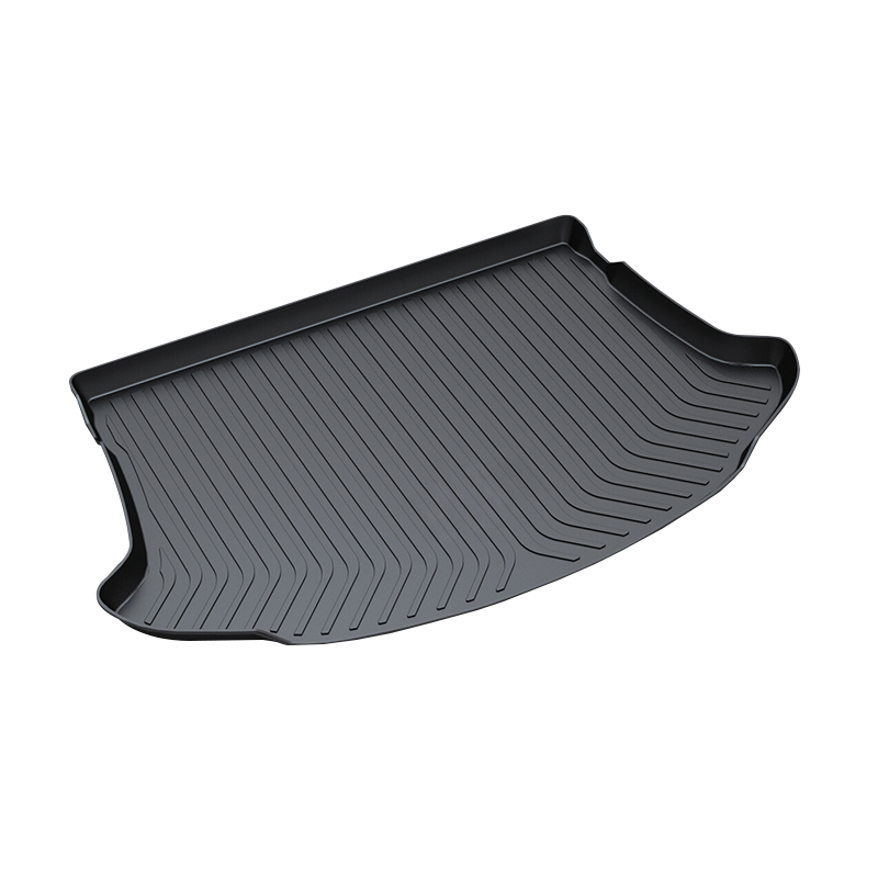 TPO Trunk Tray for the great wall CUV HAVAL H2,Premium Waterproof Pad car-styling products accessory for honda jazz trunk tray mat tpo waterproof anti slip car trunk carpet luggage cover black