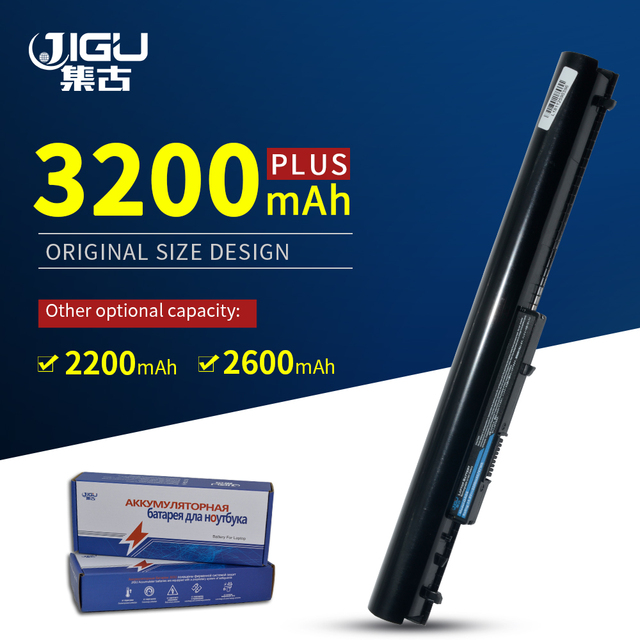 Bateria do portátil para HP 240 G2 CQ14 CQ15 OA04 HSTNN LB5S 740715   001 15 h000 15 S000 baterias 2600 MAH 14.4 V