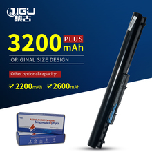JIGU baterías para ordenador portátil HP 240 G2, CQ14, CQ15, OA04, HSTNN LB5S, 2009 001, 15 h000, 15 S000, color negro
