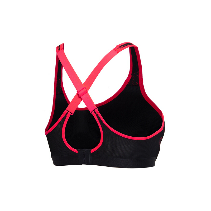 6267a9f8d3 Li Ning Women s Running Bras High Support Tight Fitness 83% Polyester