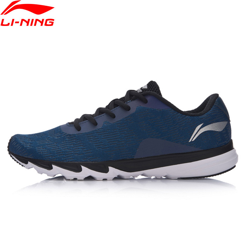 Li-Ning Running Shoes Men Blast Wearable Light Sneakers Comfort Reflective LiNing Mesh Breathable Sports Shoes ARBM117 XYP549 apple summer new arrival men s light mesh sports running shoes breathable fly knit leisure comfortable slip on sneakers ap9001