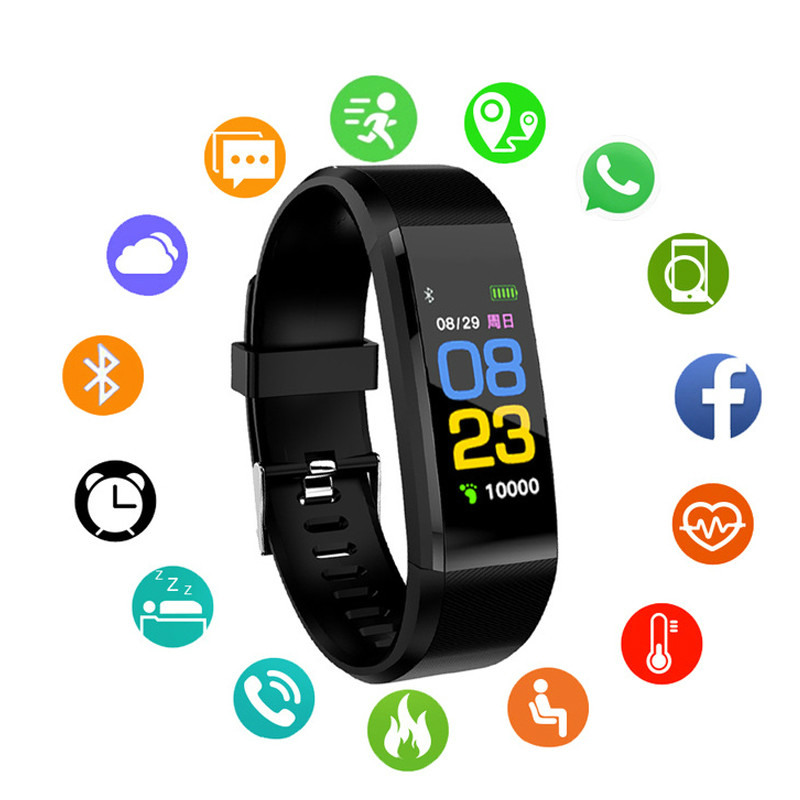 Sport Smart Watch Children Women Watches Kids For Girls Boys Electronic Wristwatch Color LED Digital Child Band Clock Smartwatch