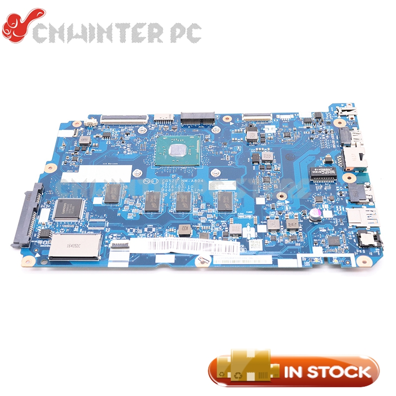 NOKOTION For <font><b>Lenovo</b></font> <font><b>ideapad</b></font> <font><b>110</b></font>-15IBR laptop <font><b>motherboard</b></font> SR2KN N3060 DDR3 5B20L77440 CG520 NM-A804 main board image