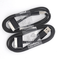 Оригинальное Качество Tablet PC Data Зарядный Кабель Для Samsung Galaxy Tab2 P3100/P3110/P5100/P5110/N8000/P1000 Micro USB кабель