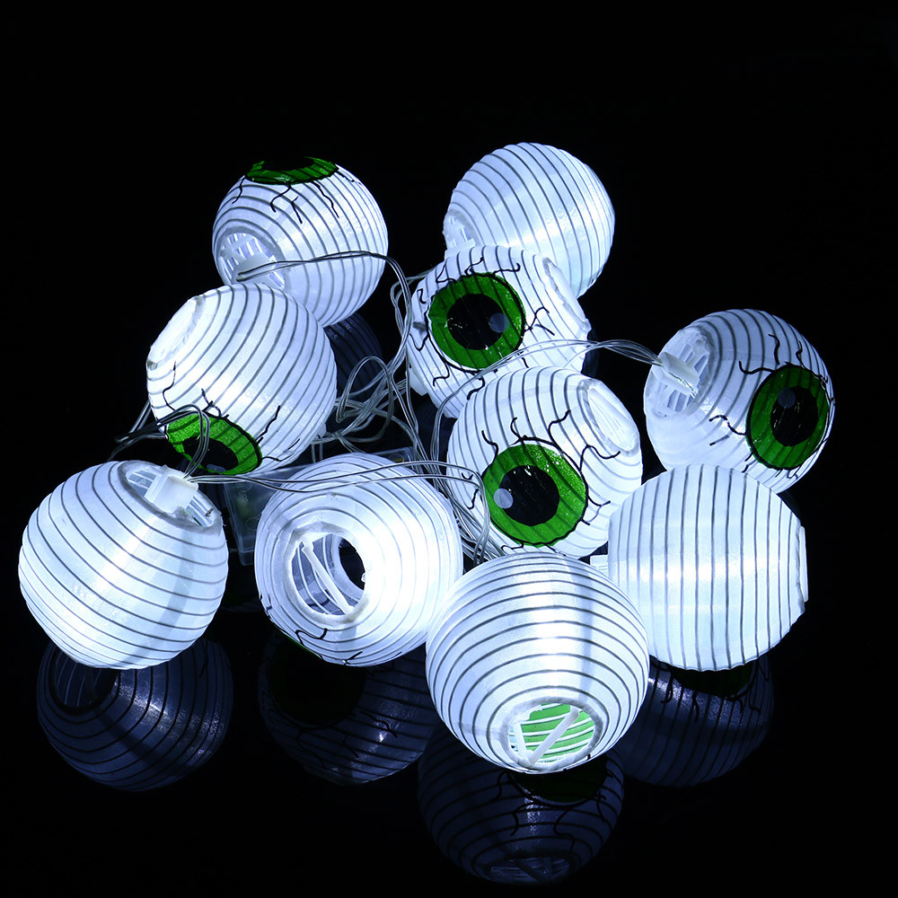 Dropshipping 2.3M 10LED Lights For Halloween Party Decor Halloween String Lights