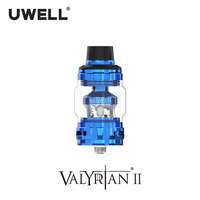 UWELL Valyrian II Tank 6ml Self cleaning technology Flip Cap design Electronic Cigarette Vape Sub Ohm Tank