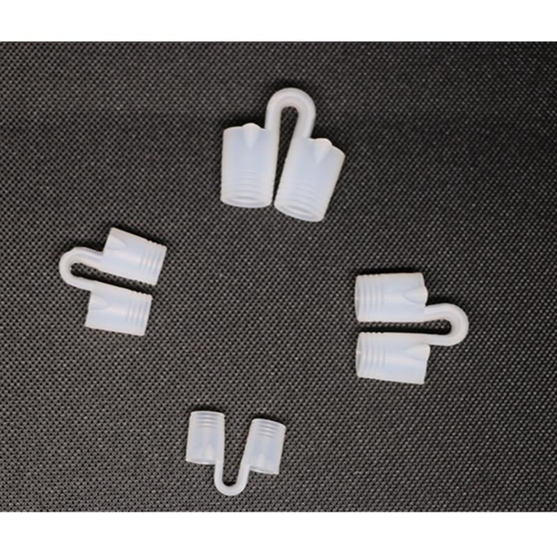 5 коробки/lot Силиконовые Анти Храп нос отверстия 4 размера Носовые расширители устройства храп остановки зажим для носа для хорошее качество помощь сна